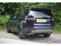 Land Rover Discovery TD6 HSE LUXURY (blue) 2017-05-24