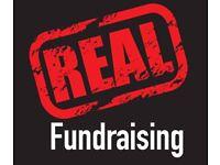 Charity Street Fundraiser £296.10-£336 P/W Basic + Uncapped Bonus!