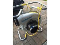 Nederman N16 extraction fan