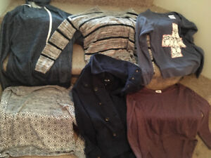 Teen and women's clothing