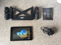 Linx Vision 8 Gaming Tablet with all Accessories