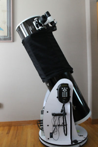 Skywtcher 12 inch GoTo Dobsonian and accessories