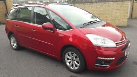 CITROEN C4 GRAND PICASSO 2011 1.6 VTR 7 SEATS