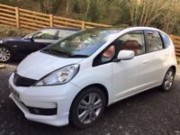 Honda Jazz Ex - Leather Seats - Private Sale - Only 13,500 miles - Auto CVT Gearbox