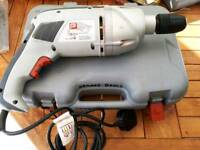An electrical Performance Power 1050W 2 GEAR Hammer Drill