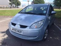 Mitsubishi COLT.... 2005.... 12 months M.O.T.... low milage Only 62k on the Clock !!!