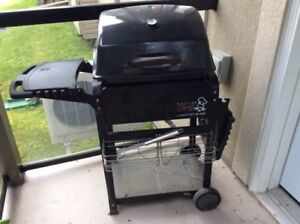 Small electric BBQ suitable for small deck where gas not allowed