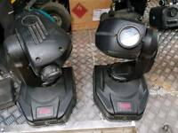 Moving Head Dosco Lighst x2