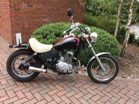 125cc Bobber