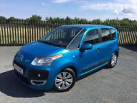 2009 59 CITROEN C3 PICASSO 1.6 HDI VTR PLUS *DIESEL* M.P.V - ONLY 2 FORMER KEEPERS - SUPERB EXAMPLE!