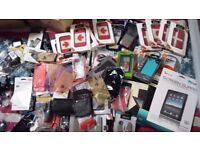 Bulk Wholesale Joblot of Mix Mobile Phone Plus Tablet Cases Covers X 100