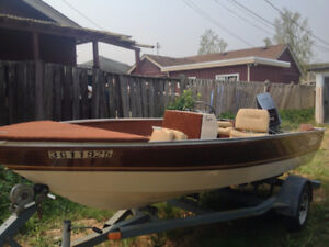 16 ft fishing boat for sale