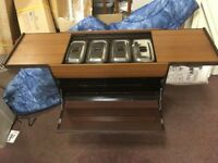 Phillips Heated Hostess Trolley