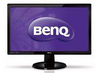 "BENQ 22"" Full HD widescreen monitor"