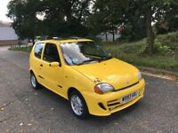 Fiat seicento 1.1 sporting long mot