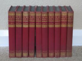 The New Book of Knowledge - ed Sir John Hammerton. Published by Waverley Press