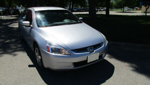 2005 Honda Accord EXL Sedan