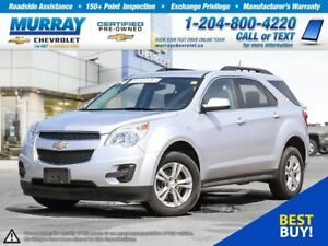 2014 Chevrolet Equinox 1LT *All Wheel Drive, Remote Start, OnSta