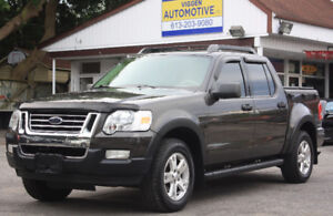 2007 Ford Explorer Sportrac 4x4***IMMACULATE