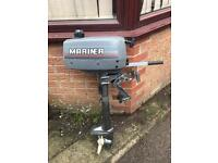 Marina 2hp Outboard Motor engine boat