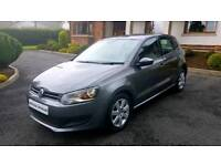 2011 VOLKSWAGEN POLO 1.2 TDI...FSH...FINANCE THIS CAR FROM £32 PER WEEK...MINT CONDITION...