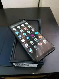 Samsung Galaxy S8+ Plus 64GB Unlocked Midnight Black 2 Year Warranty