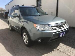 2013 Subaru Forester 2.5X TOURING PKG. NO ACCIDENT CERTIFIED