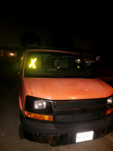 2007 Chevy express
