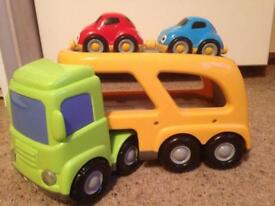 Early Learning Centre. Car Transporter
