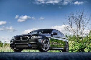 2011 BMW 535i M5 Conversion