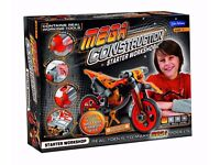 Motor-X Bike Mega Construction Starter Workshop: Brand New