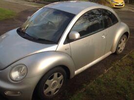 Volkswagen beetle - great condition