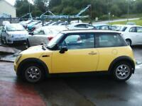 2002 Mini Mini 1.6 CVT One **AUTOMATIC**