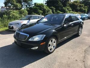 2008 Mercedes S450 4MATIC, Safety & ETEST for ON or QC INCL.