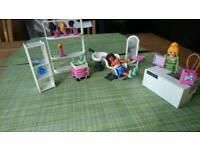 Playmobil hairdresser set