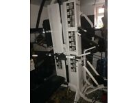 MULTI GYM (KETTLER MULTI FITNESS CENTRE