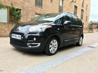 2009│Citroen C3 PICASSO 1.6 HDi 8v Exclusive 5dr│2 Former Keepers│Hpi Clear│Service History