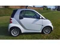 2011 Smart Fortwo 1.0 MHD Passion 2dr Low Mileage FSH 8 months MOT