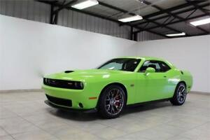 2015 Dodge Challenger SRT 392 SUB LIME GREEN