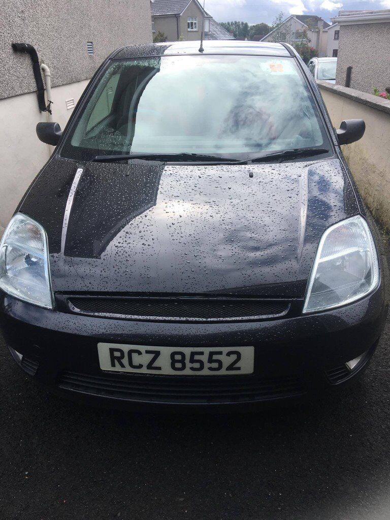 Ford Fiesta 2003 1.4 petrol for sale. Perfect and reliable car.