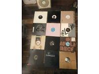 "100 x 12"" Vinyl Collection Job Lot Tech House, Techno, Deep House etc."