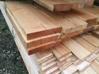 "9 x 1 1/2"" Sawn Timber 5.7mtr Lengths - Splits"