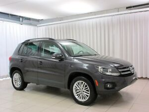 "2016 Volkswagen Tiguan Edition! Turbo 4-Motion  AWD! 17"""" Alloys"
