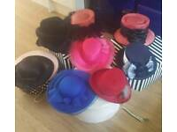 Wedding/all occasions hats