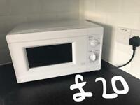 Microwave - Pickup North London