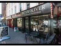 BARBER WANTED Peter Oliver Gentelmans Barbers