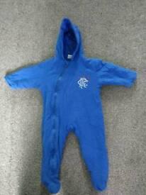 Baby Rangers Bodysuit