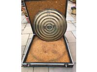 Concert Gong and flight case