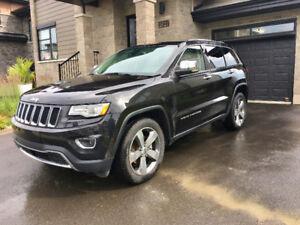 2015 Jeep Grand Cherokee LIMITED PANO NAVI XÉNON