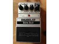 Digitech Digidelay pedal